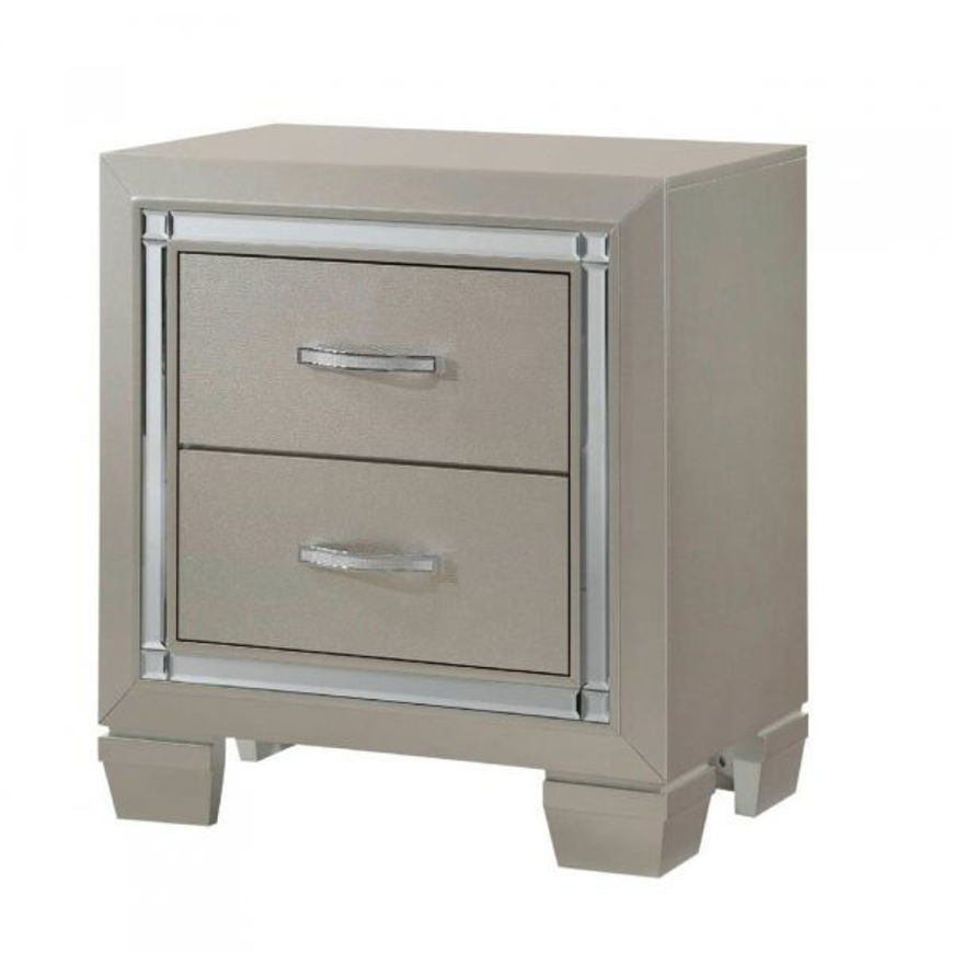 Picture of Platinum Youth Nightstand
