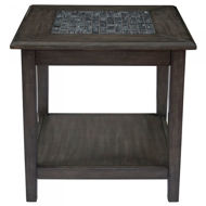Picture of Grey Mosaic End Table