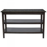 Picture of Grey Mosaic Sofa Table