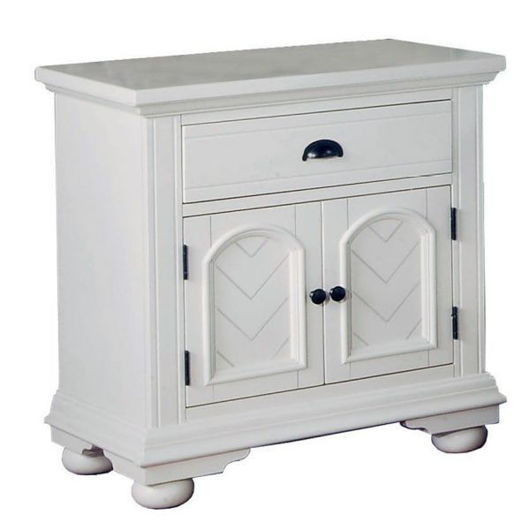 Picture of Brook White Nightstand