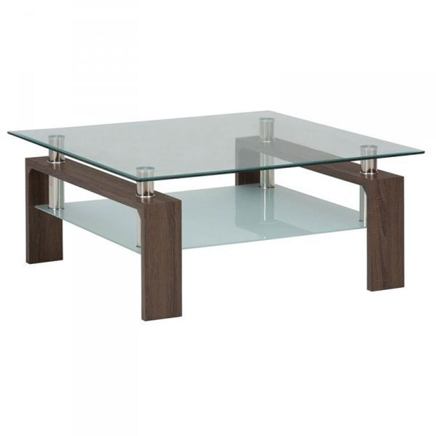 Picture of Compass Square Cocktail Table