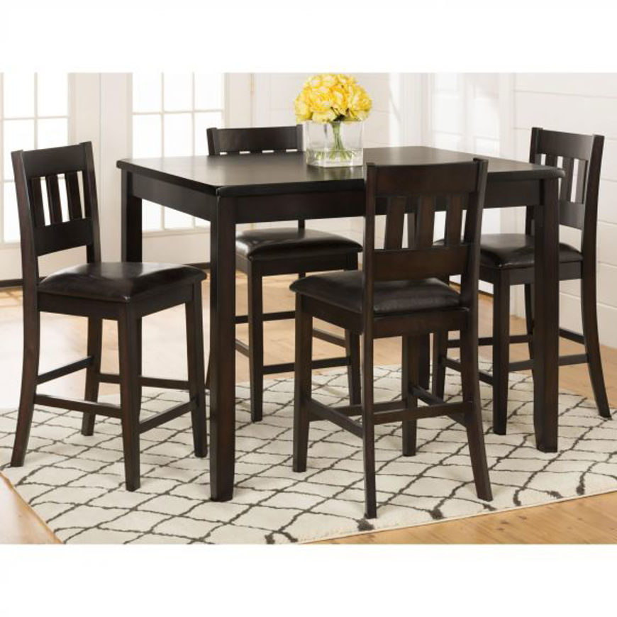 Picture of Prairie 5 Pc Counter High Dining Set