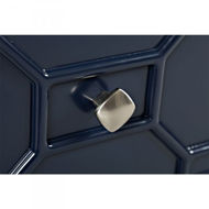 Picture of Navy Blue Accent Chest