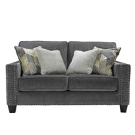 Picture of Gavril Smoke Loveseat