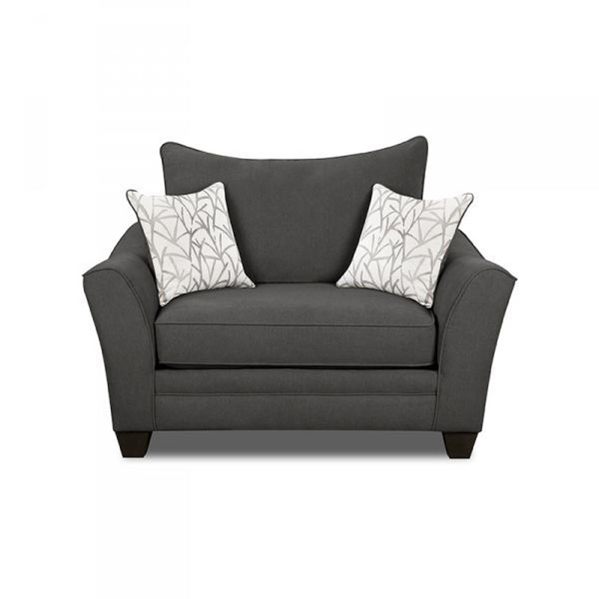 Picture of Flannel Seal Chair & 1/2