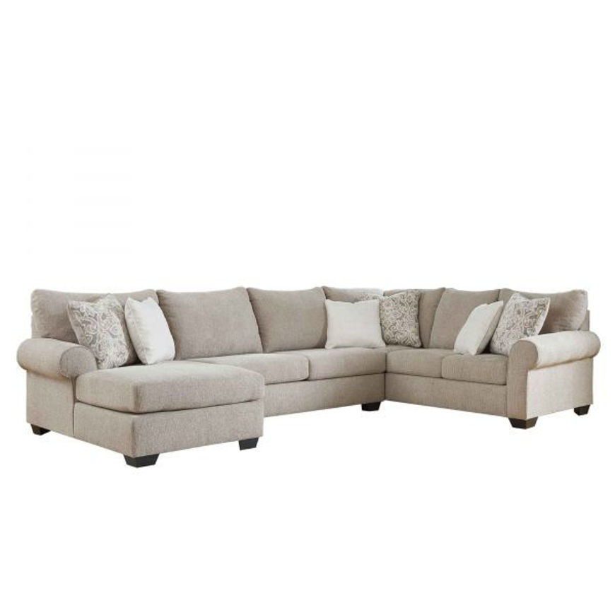 Picture of Baranello 3 Pc LAF Sectional