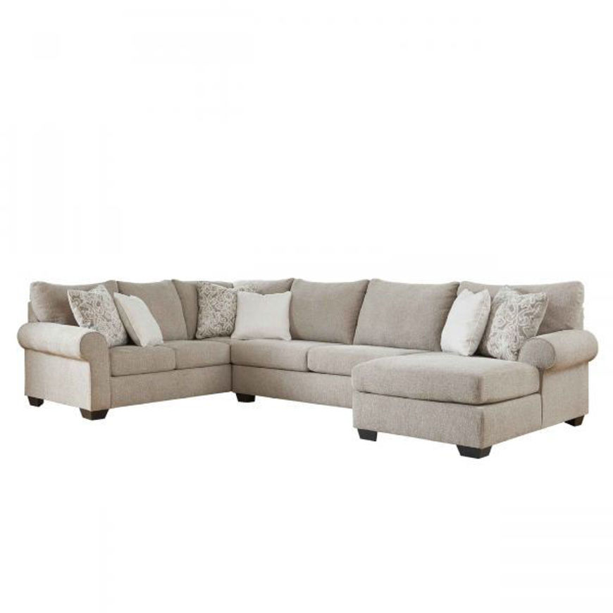 Picture of Baranello 3 Pc RAF Sectional