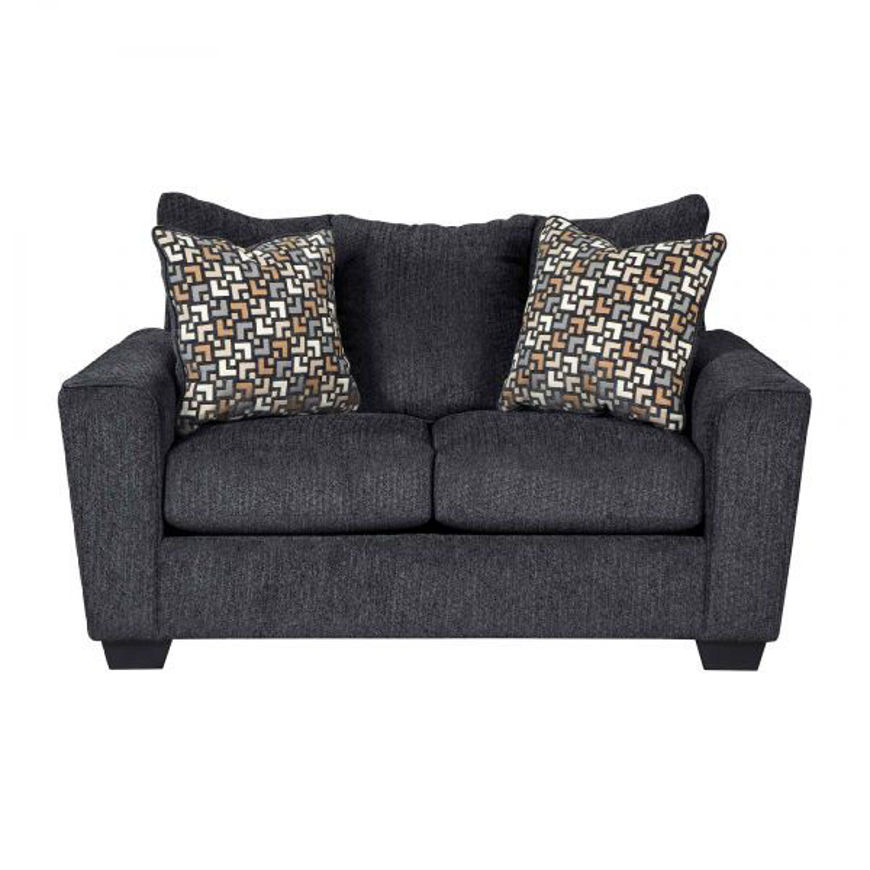 Picture of Wixon Slate Loveseat