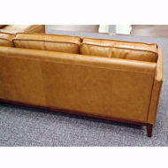 Picture of Newport Camel Leather Sofa