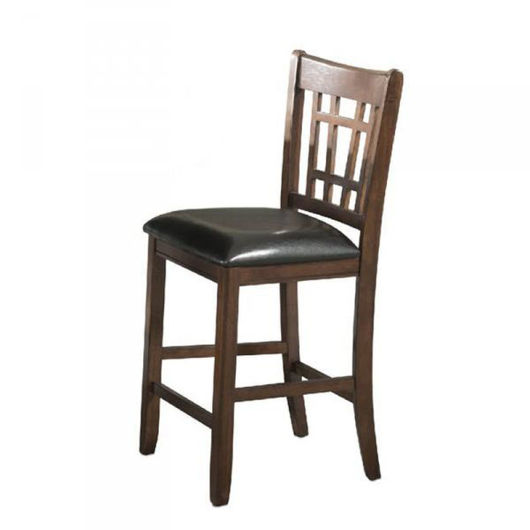 "Picture of Max Cherry 24"" Barstool"