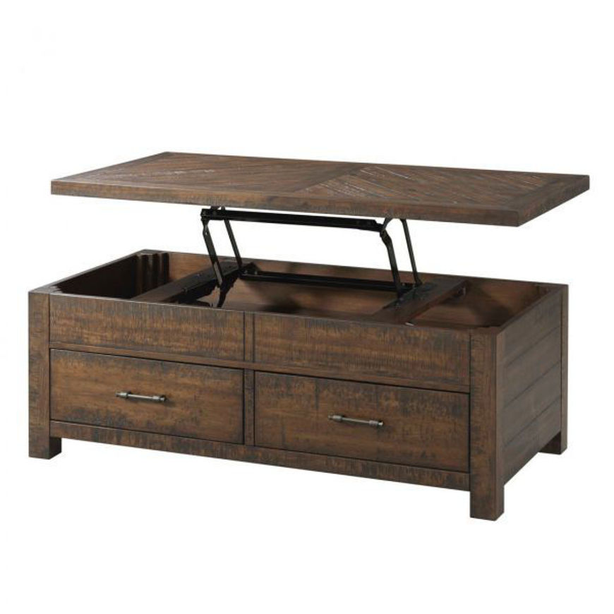 Picture of Jax Lift Top Cocktail Table