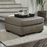 Picture of Calicho Cashmere Accent Ottoman