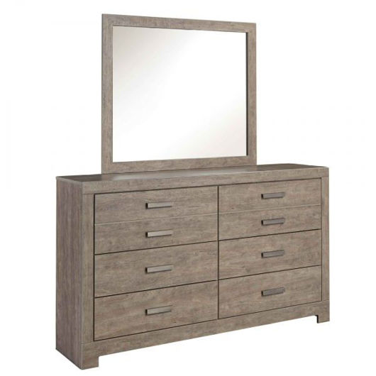Picture of Culverbach Dresser & Mirror