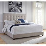 Picture of Dolante Beige Queen Bed