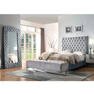 Picture of Lacey Grey Queen Bed