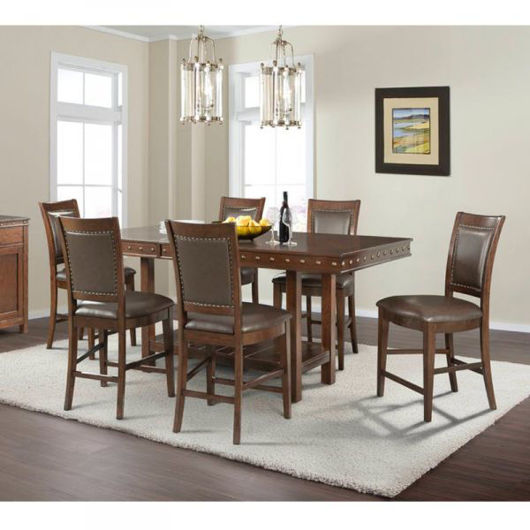 Picture of Prescott 5 Pc Counter High Dining Set