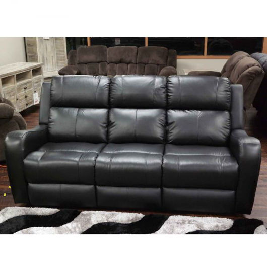Picture of Cortana Leather Power Sofa