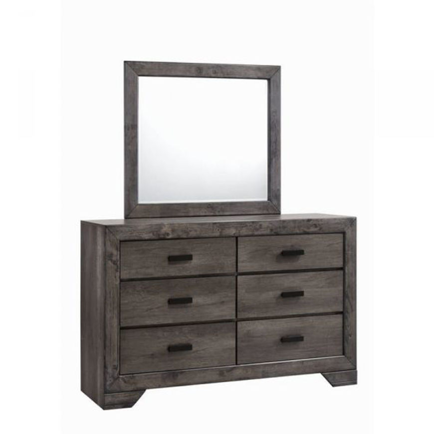 Picture of Nathan Grey Dresser & Mirror