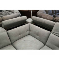 Picture of Fleece Grey 5 Pc Sectional