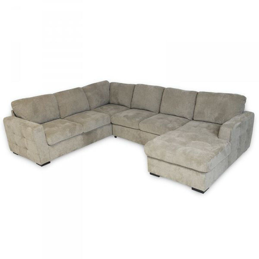 Picture of Platinum 3 Pc RAF Sectional