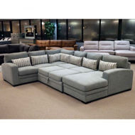 Picture of Idaho Pebble 3 Pc RAF Sectional