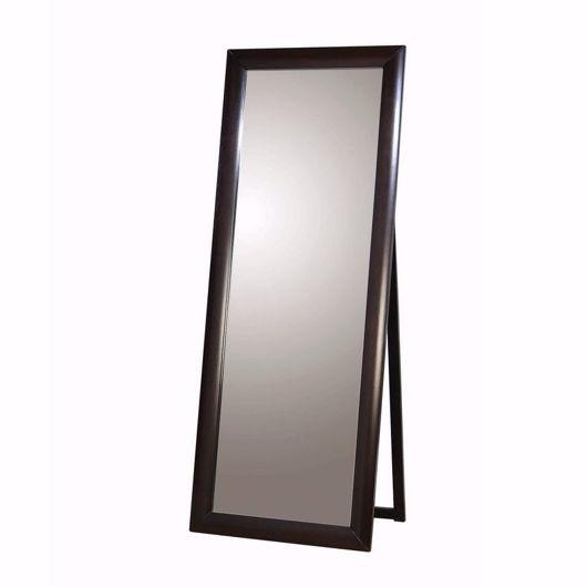 Picture of Cappucino Floor Mirror