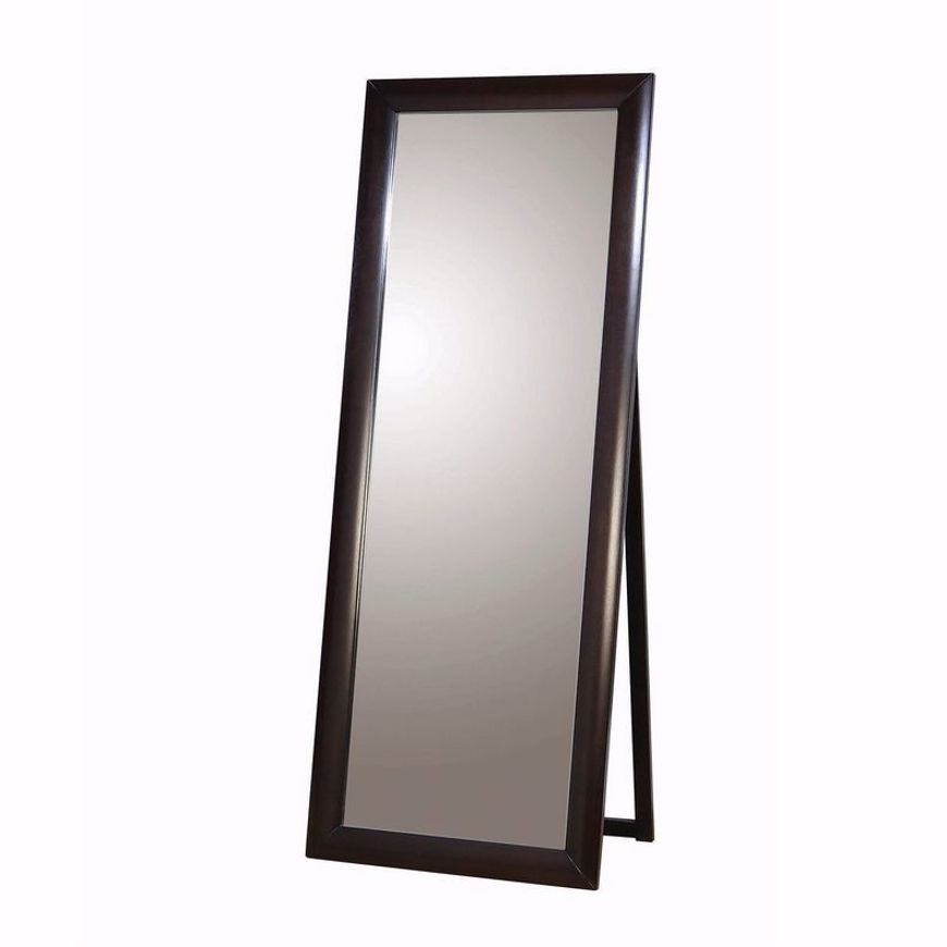 Picture of Cappucino Floor Mirror