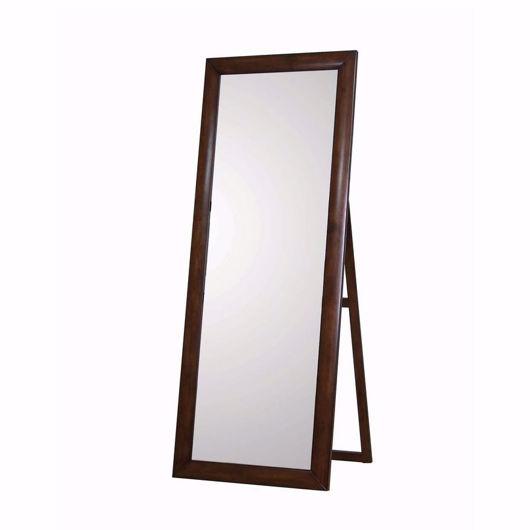 Picture of Brown Floor Mirror