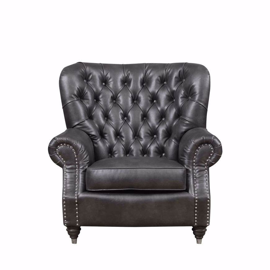 Picture of Capone Charcoal Chair