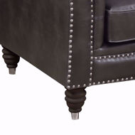 Picture of Capone Charcoal Sofa