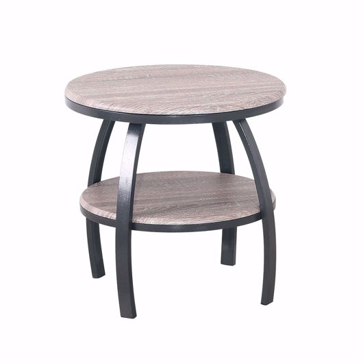 Picture of Carson Grey End Table