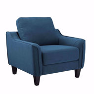 Picture of Jarreau Blue Chair