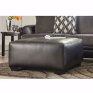 Picture of Kumasi Black Ottoman