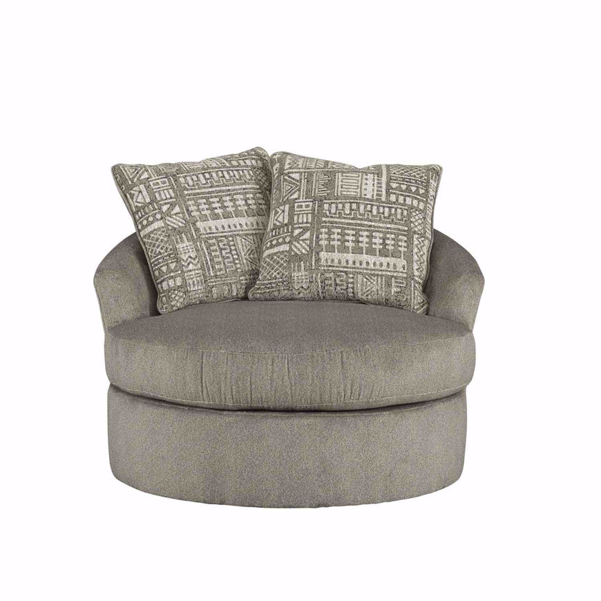 Picture of Soletren Ash Swivel Chair