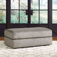 Picture of Soletren Ash Ottoman