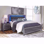Picture of Lodanna King Panel Bed