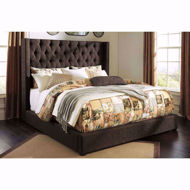 Picture of Norrister Brown King Bed