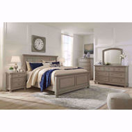 Picture of Lettner Queen Panel Bed