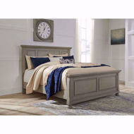 Picture of Lettner King Panel Bed