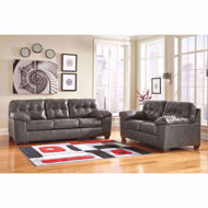 Picture of Alliston Gray Loveseat
