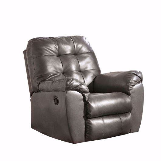 Picture of Alliston Gray Rocker Recliner