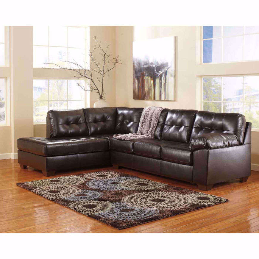 Picture of Alliston Chocolate 2Pc LAF Sectional