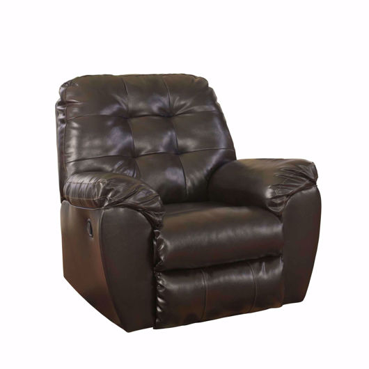 Picture of Rocker Recliner Alliston Chocolate