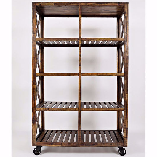 """Picture of 48"""" TROLLEY CART-LOFTWORKS"""