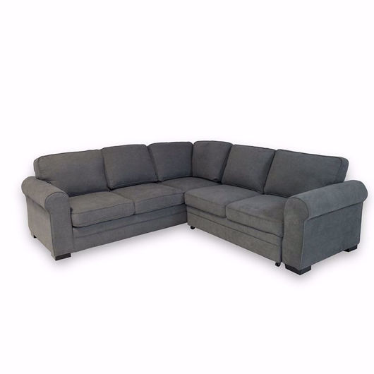 Picture of Abigail 2 Pc LAF Sectional Sleeper