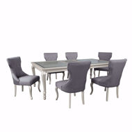 Picture of Coralayne Gray 7 Pc Dining Set