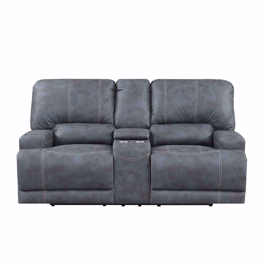 Picture of Highland Reclining Power Loveseat
