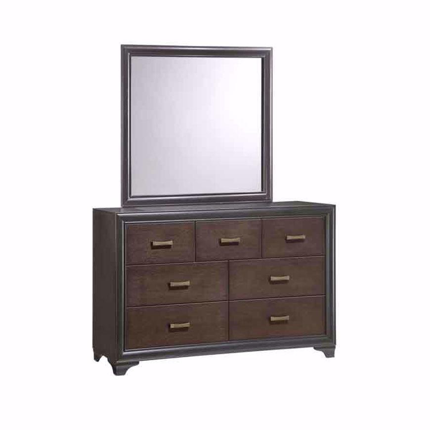 Picture of Prelude Dresser & Mirror