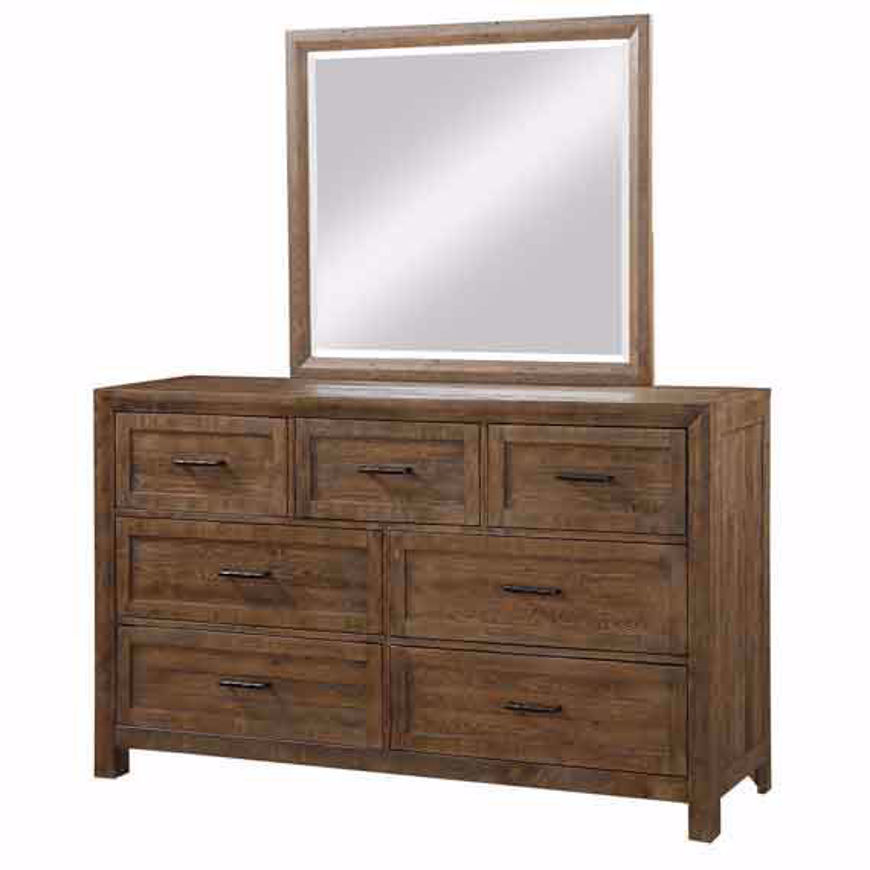 Picture of Pine Valley Dresser & Mirror