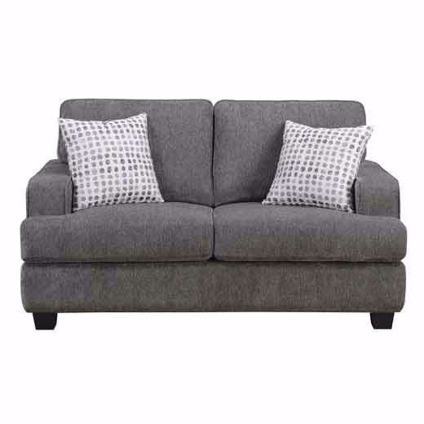 Picture of Loveseat Carter Ink